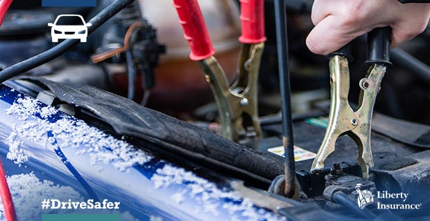 Winter and your car battery